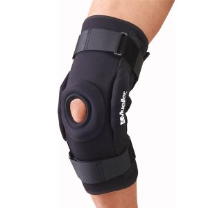 ミューラー Mueller PRO LEVEL HINGED KNEE BRACE DELUXE L 5333LG