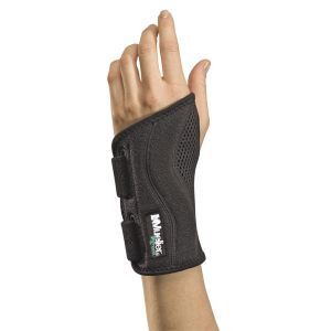 ミューラー Mueller FITTED WRIST BRACE JP PLUS 手首用 サポーター S~M 左用 55038