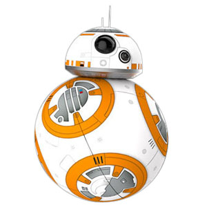 スフィロ(Sphero) スター・ウォーズ STAR WARS BB-8 App-Enabled Droid R001ROW