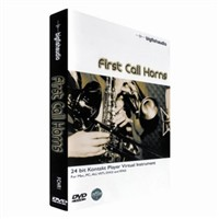 Big Fish Audio FIRST CALL HORNS KP2
