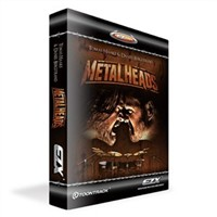 Toontrack Music EZX METAL HEADS