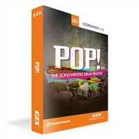 Toontrack Music EZX POP!