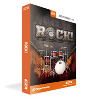 Toontrack Music EZX ROCK