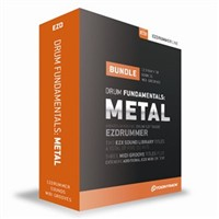 Toontrack Music DRUM FUNDAMENTALS:METAL
