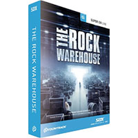 Toontrack Music SDX THE ROCK WAREHOUSE