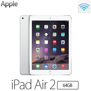Apple iPad Air 2 Wi-Fiモデル 64GB MGKM2J/A(シルバー)
