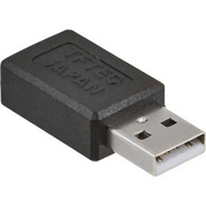 変換名人 HEN 変換プラグ mini 5pin→USB A type USBA-M5BN
