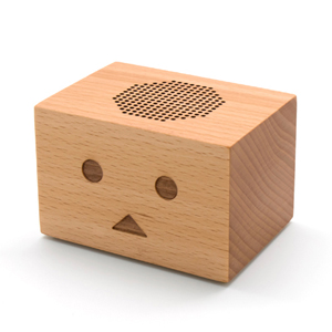 チーロ cheero cheero Danboard Wireless Speaker CHE-617-BR