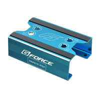 ジーフォース(G-FORCE) Maintenance Stand for 1/8 On, 1/10Buggy (ブルー) G0106