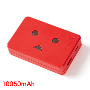 チーロ cheero cheero Power Plus DANBOARD version 10050mAh Strawberry CHE-096-RE