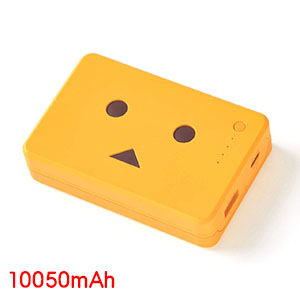 チーロ cheero cheero Power Plus DANBOARD version 10050mAh Banana Shake CHE-096-YE