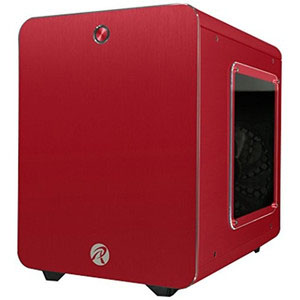 RAIJINTEK METIS PLUS Red PCケース 0R200056