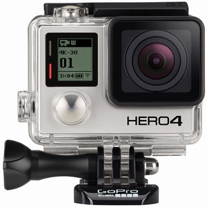 GoPro HERO4 Black Edition Adventure CHDHX-401-JP